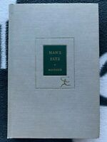 Man's Fate Andre Malraux Modern Library 1934