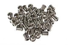 Rockbros Titanium Crankset Chainring Bolts M8 Nuts 10mm for Road Bike MTB 50pcs