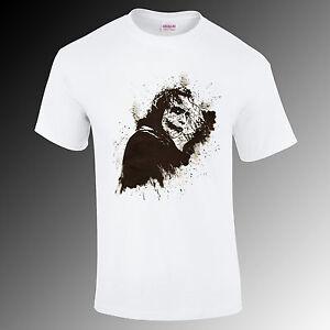 Batman Joker Artistic printed t-shirt, movie, super hero Gift Funny S-XXL