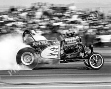 FUEL ALTERED PHOTO PURE HELL DRAG RACING 1965