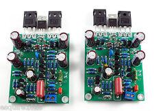 CLASSE AB preamplificatore MOSFET allo L7 Audio Power Amplifier Boards KIT dual-channel 300-350w x2 Nuovo