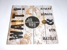 "ROBERT HOWARD - Wait - Scarce 1989 UK 3-track 12"" vinyl single"