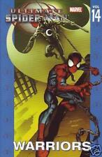 Ultimate Spider-man Volume 14 trade  paperback Bendis Bagley