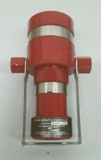 DET TRONICS TYPE U7698 B1231 IR FIRE DETECTOR/CONTROLLER 24VDC