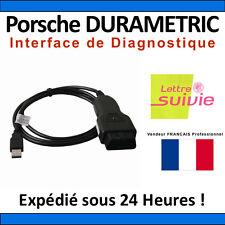 Diagnostic Cable Durametric Interface For Porsche Car FULL Access