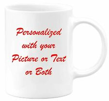 Personalized Coffee Tea mug 15oz Custom Photo Text Logo Picture Gift