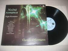 Gustav Offermann - Night romance   Vinyl  LP Opus