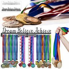 Running Sporting Medal Hanger Awards Display Medal Holder Stainless Steel Rack