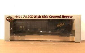 PROTO 2000 HO 23381 C&NW #170327 4427 PS-2CD HIGH SIDE COVERED HOPPER NIB