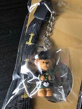 Harrods Knightsbridge Bag Piper Bear Dangle Mobile Phone Charm, NWT, packaged