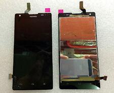 DISPLAY VETRO TOUCHSCREEN LCD SCHERMO ASSEMBLATO PER HUAWEI ASCEND G700 NERO