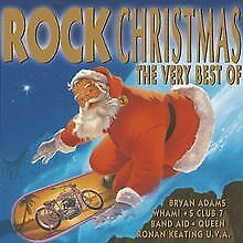 Rock Christmas - The Very Best Of von Various | CD | Zustand sehr gut