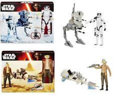 Star Wars E7 Hero Series Figurine et Véhicule POP DAMERON : Episode VII