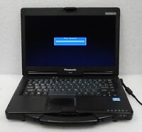"Panasonic Toughbook CF-53 14"" Intel Core i5-? 4GB RAM MK3 ""BIOS LOCKED"" <PP>"