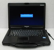 "Panasonic Toughbook CF-53 14"" Intel Core i5-? 4GB RAM MK3 ""BIOS LOCKED"" <PP>"