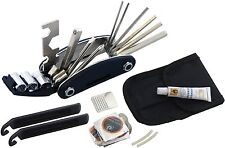 AM-TECH BIKE BICYCLE CHAIN REPAIR TOOL AND PUNCTURE MULTI FUNCTIONAL KIT (S1810)