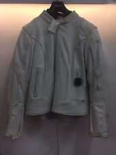 NEW FIELDSHEER ALPINA LADIES WHITE SIZE 12 TEXTILE JACKET