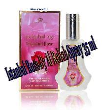 Istanbul Rose 35 ml Eau De Parfum Natural Spray By Al Rehab Perfumes