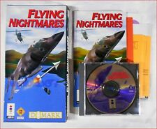 PANASONIC 3DO GAME COMPLETE ADULT OWNED - FLYING NIGHTMARES - 1994