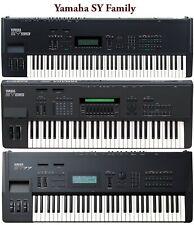 Most Sounds: Yamaha SY22 SY35 SY55 SY77 SY85 SY99