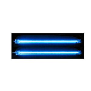 Logisys 12inch Dual Cold Cathode Fluorescent (CCFL) Lamp (Blue) Computer Lights
