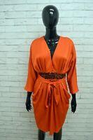 Vestito H&M CONSCIOUS COLLECTION Donna Taglia Size 38 Abito Dress Tubino Woman