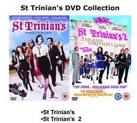 ST TRINIANS Series 1-2 Complete Collection Part 1-2 New Sealed UK Region 2 DVD