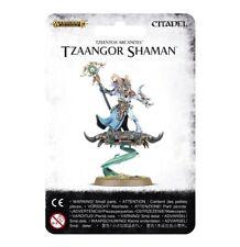 Tzeentch arcanites Tzaangor Shaman Games Workshop GW Warhammer Age of Sigmar
