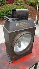Star Steam Engine Headlight Rochester,N.Y. Tractor Locomotive boiler gauge