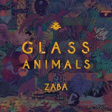 Glass Animals ZABA Debut Album +MP3s GATEFOLD Gooey WOLF TONE New Vinyl 2 LP
