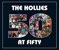 50 At Fifty - 3 DISC SET - Hollies (2014, CD NEUF)