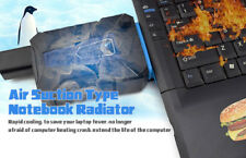 USB Laptop Cooler Air Extracting Exhaust Cooling Fan CPU Cooler for Notebook com