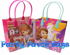 30 pcs Princess Sofia The First Party Favor Bags Candy Treat Birthday Gift Bag