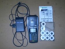 Thales Talento 2U T1 credit card terminal with paper