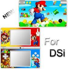 Super Mario VINYL SKIN DECAL STICKER For NINTENDO DSi 3