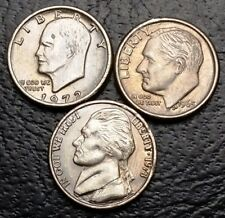 Lot of 3x Vintage Novelty U.S. Coins ***Great Condition***  Free Combined S/H