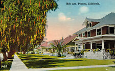 Pomona,California,Homes on Holt Ave.L.A.County,Used,1914