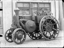 Photo. 1941-2. Romania.  Lanz Bulldog Tractor