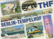 BERLIN-TEMPELHOF - FLUGHAFEN - VEDUTINE - AEROPORTO (GERMANIA)