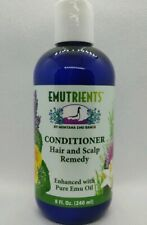 Montana Emu Ranch Emutrients Conditioner Hair & Scalp Remedy 8 Fl Oz