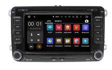 Android  DAB AUTORADIO f. VW T5 MP3 Seat Skoda Passat Golf Bluetooth GPS DVD SD