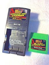 New Bright A587500493 R/C Lithium Ion Battery Charger With 6.4V Battery Pack