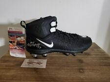 Devante Adams Autographed Cleat JSA