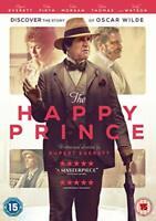 The Happy Prince [DVD] [2018] [DVD][Region 2]