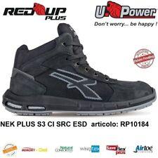 UPOWER SCARPE ANTINFORTUNISTICA NEK PLUS S3 CI SRC ESD U-POWER RED UP PLUS