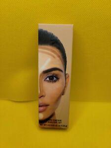 NIB KKW Beauty Kim Kardashian Crème Contour & Highlight Set in LIGHT