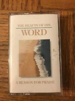Beauty Of His Word Cassette