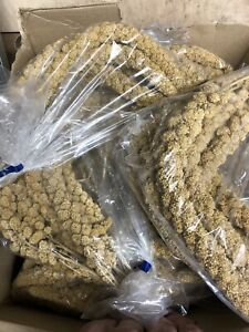 5 Packs Of 8 Quality Millet Spray Approx 200g In Each Bag Parrot Budgie Rat Ham