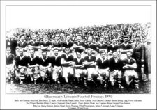 Westmeath Leinster  Football Finalists 1949: GAA Print
