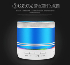 ROBOT-028U Portable Mini Speaker Digital Display Stereo Speaker Outdoor